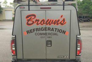 Vehicle Lettering custom vinyl lettering vehicle graphics wrap e1533659834347 300x203